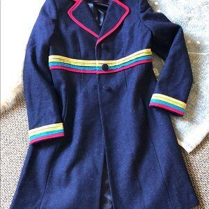 Rainbow 🌈 Coat by Boden